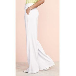 Alice + Olivia ~ Employed High Waist Wide Leg Pant